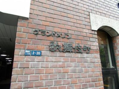 グランドメゾン歌舞伎町のロゴ