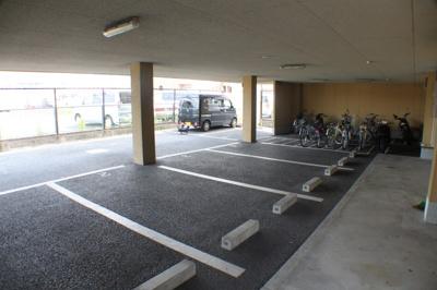【駐車場】エトワール磐船(事務所)