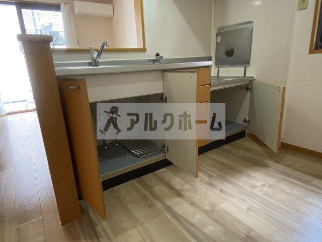 カサグランデ(八尾) キッチン