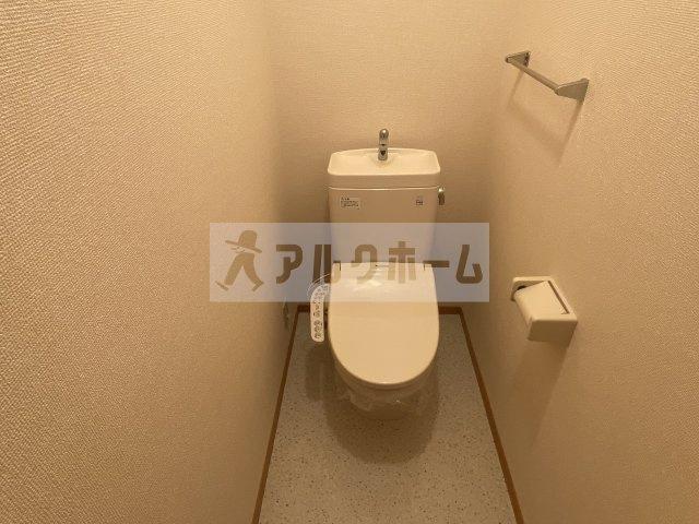 カサグランデ(八尾) トイレ