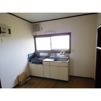 【キッチン】保科アパート6号