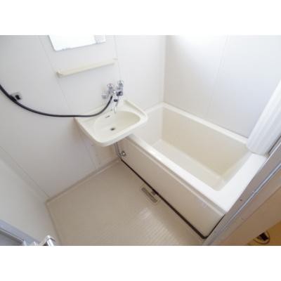 【浴室】ハウス深山
