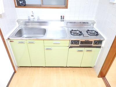 【キッチン】丸栄マンション幸町
