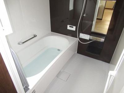 【浴室】清水5丁目・未入居中古住宅 月々40,569円~