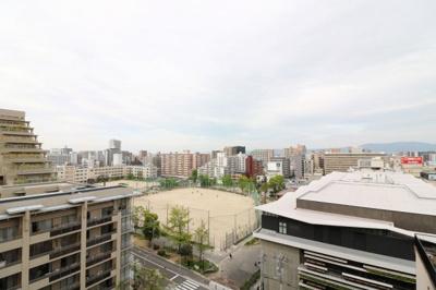 【展望】キングマンション城東