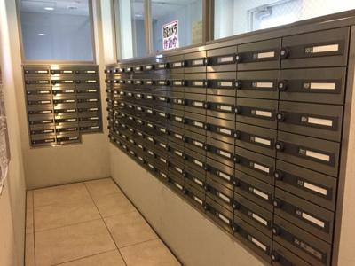 1F集合メールボックス
