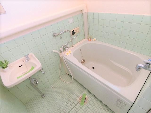 【浴室】サングリーン昭島