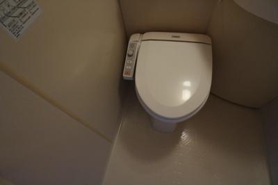 【トイレ】エル・ボスク2