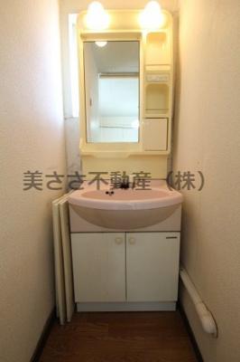 【独立洗面台】千人町スカイマンション