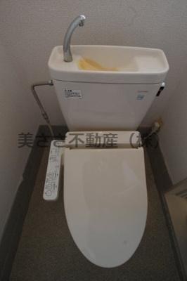 【トイレ】千人町スカイマンション
