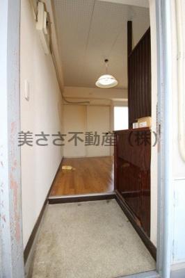 【玄関】千人町スカイマンション