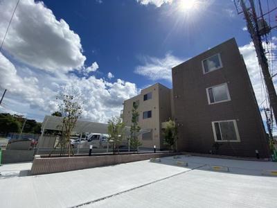 積水ハウス施工の賃貸住宅シャーメゾン♪2020年9月完成予定!ペットOKの新築3階建てマンション♪