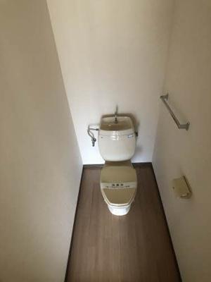 【トイレ】ドミール竹原・