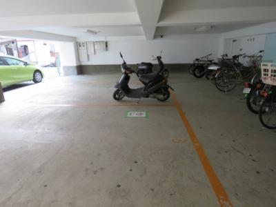 【駐車場】ナンノ第18号館