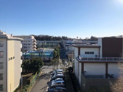 【展望】高島平第二住宅17号棟