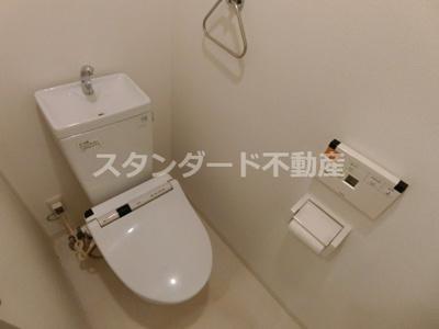 【トイレ】マジェスティ天満橋
