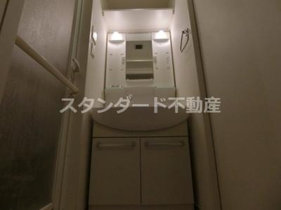 【独立洗面台】マジェスティ天満橋
