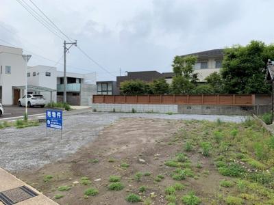 【外観】【土地】神宮1丁目住宅用地