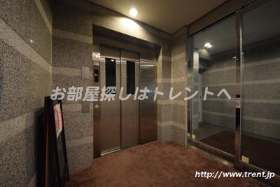 【ロビー】パートナーシップアパートメント