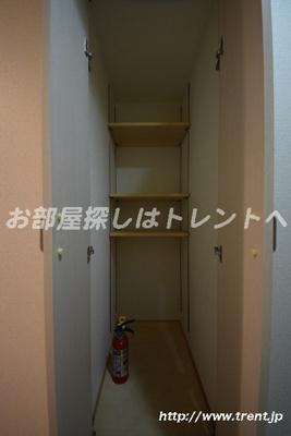 【玄関】パートナーシップアパートメント