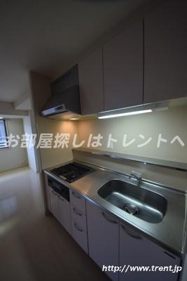 【キッチン】パートナーシップアパートメント