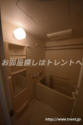 【浴室】パートナーシップアパートメント