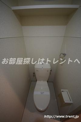 【トイレ】パートナーシップアパートメント
