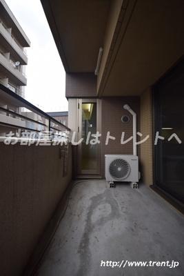 【バルコニー】パートナーシップアパートメント