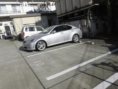 【駐車場】安藤マンション