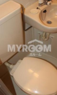 【トイレ】ライフピアモナーク