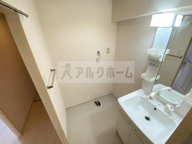 グランドゥール(八尾市太田) 独立洗面台