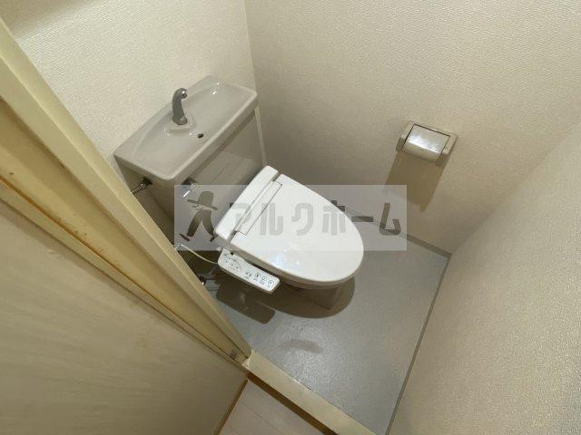 グランドゥール(八尾市太田) お手洗い