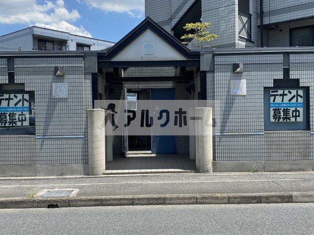 グランドゥール(八尾市太田) エントランス