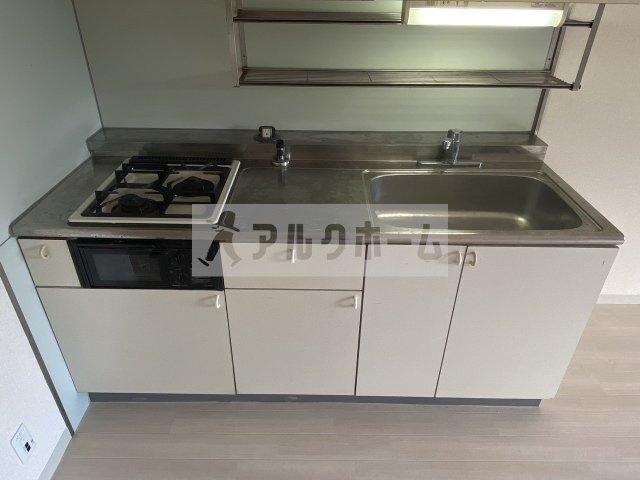 グランドゥール(八尾市太田) システムキッチン