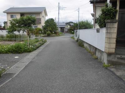 【周辺】足利市鹿島町 中古戸建