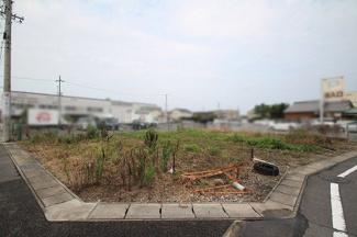 【外観】小牧南土地区画整理地124街区 売地