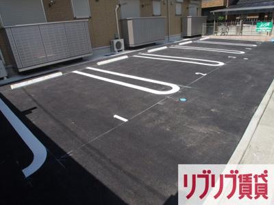 【駐車場】タートルベイ