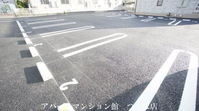 【駐車場】プランドールⅡ