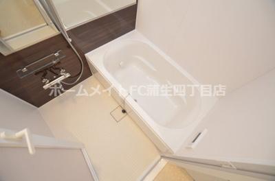 【浴室】スプランディッド門真