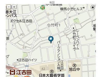 【地図】ステラ・マリス