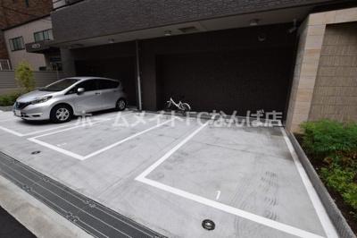 【駐車場】キャトルヴァレ