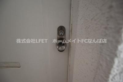 【玄関】コーニッシュ桜川