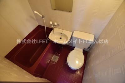 【浴室】コーニッシュ桜川