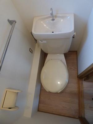 【トイレ】花水木