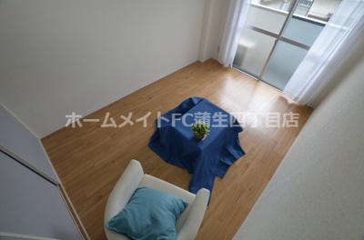 【寝室】エクセレントコーポ