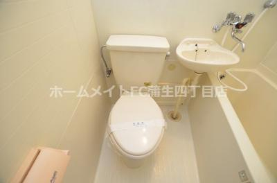 【トイレ】エクセレントコーポ