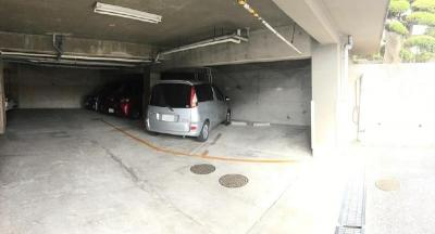 【駐車場】メゾン山の田