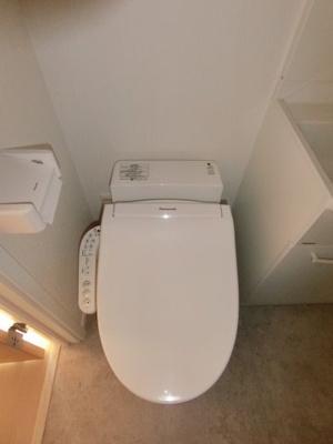 【トイレ】ヴィラレガーロ
