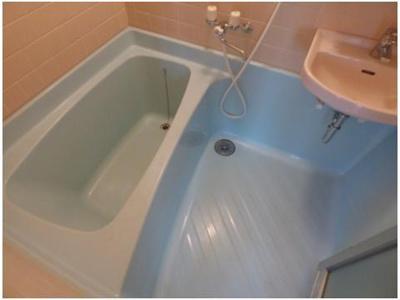 【浴室】光栄ハイツ香露園