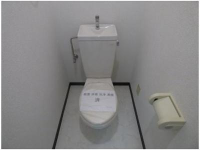 【トイレ】光栄ハイツ香露園